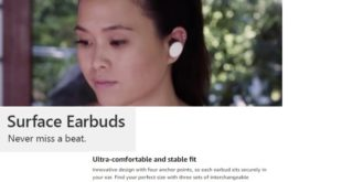 Best-New-Microsoft-Surface-Earbuds-Top10AirPods.com