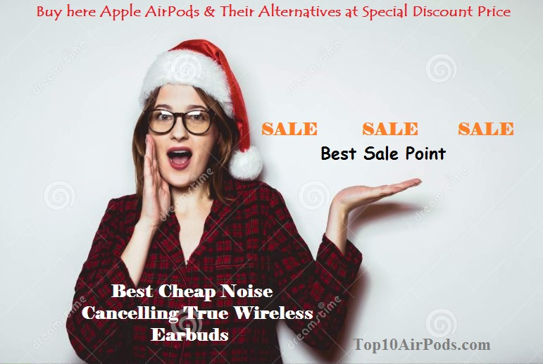 Best-Cheap-Noise-Cencelling-True-Wireless-Earbuds-Top10AirPods.com