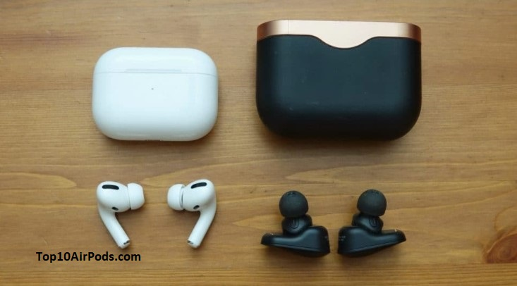 Airpods-Pro-VS-Sony-WF-1000xm3-Bottom-line-top10airpods.com